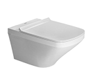 Toilet wall-mounted Duravit Rimless