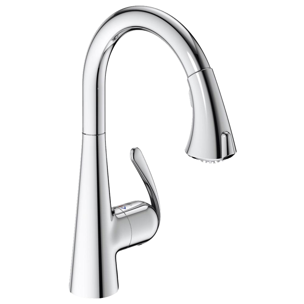 Zedra OHM single lever sink mixer ½""