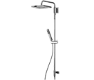 Cube Column Single lever shower