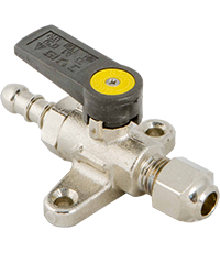 Mini Gas Ball Valve