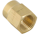 Brass Reducing Female Socket