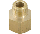 Brass Male Socket