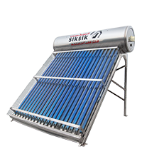 SIKSIK SOLAR WATER HEATER 200L