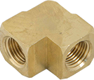 Brass Tabular Elbow