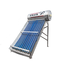Siksik Solar Water Heater 120L
